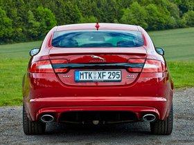 Ver foto 2 de Jaguar XF-R Sport 2014