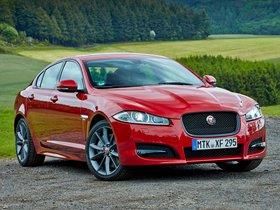 Fotos de Jaguar XF-R Sport 2014