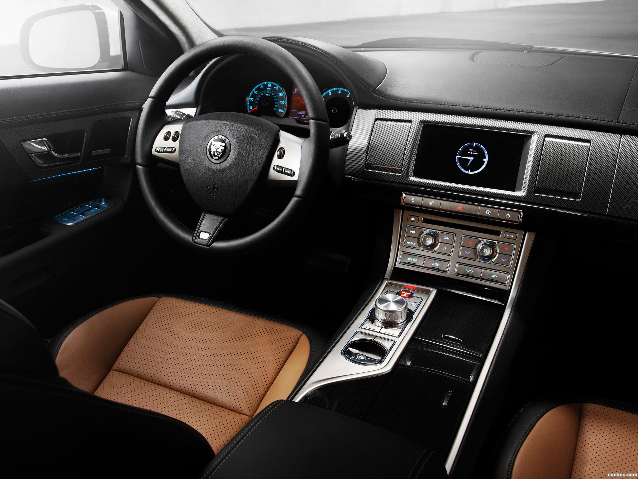 Foto 27 de Jaguar XFR 2009