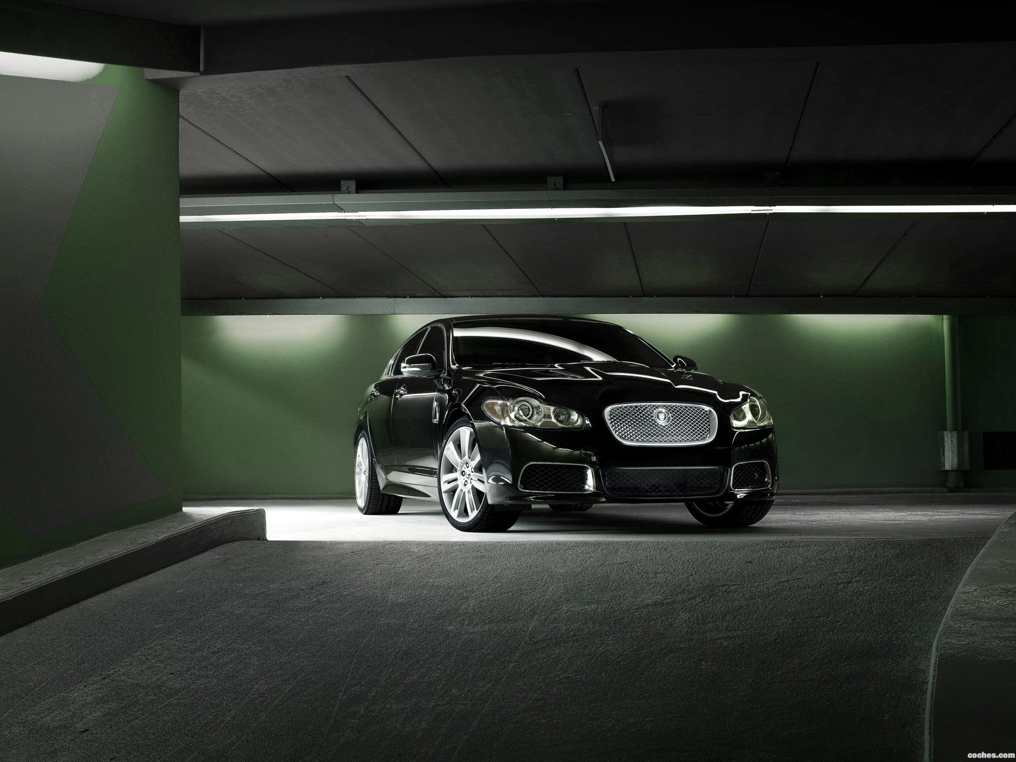 Foto 7 de Jaguar XFR 2009