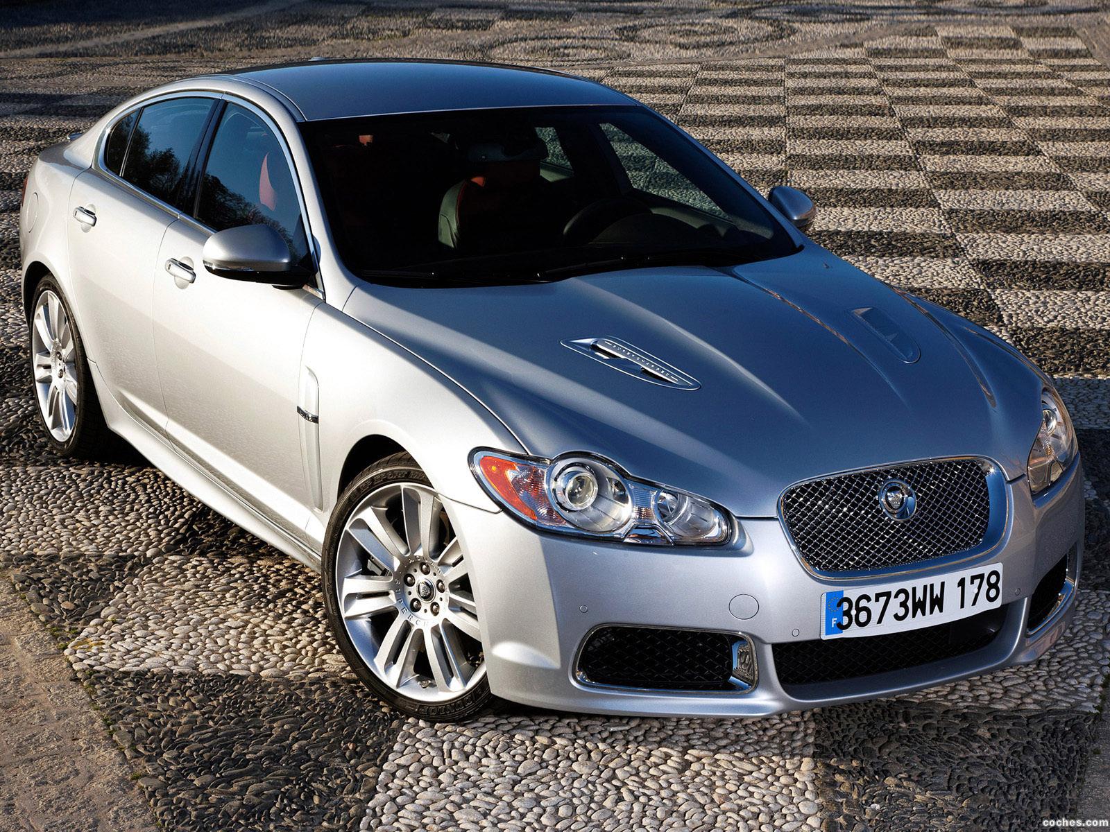 Foto 0 de Jaguar XFR 2009