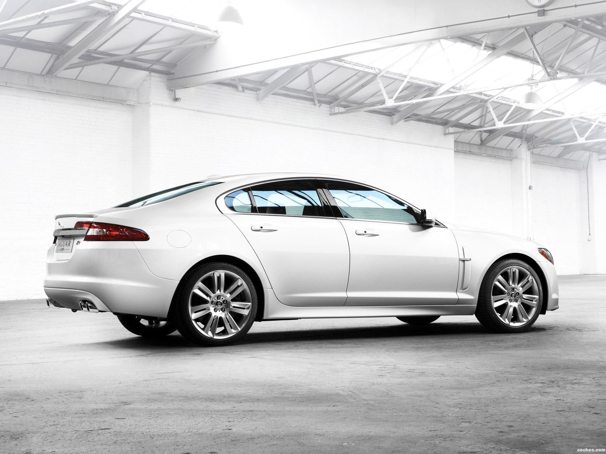 Foto 25 de Jaguar XFR 2009