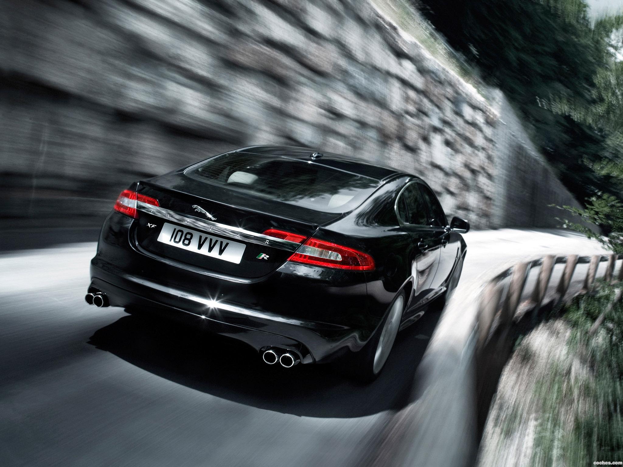 Foto 23 de Jaguar XFR 2009