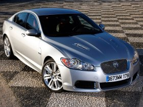 Fotos de Jaguar XFR 2009