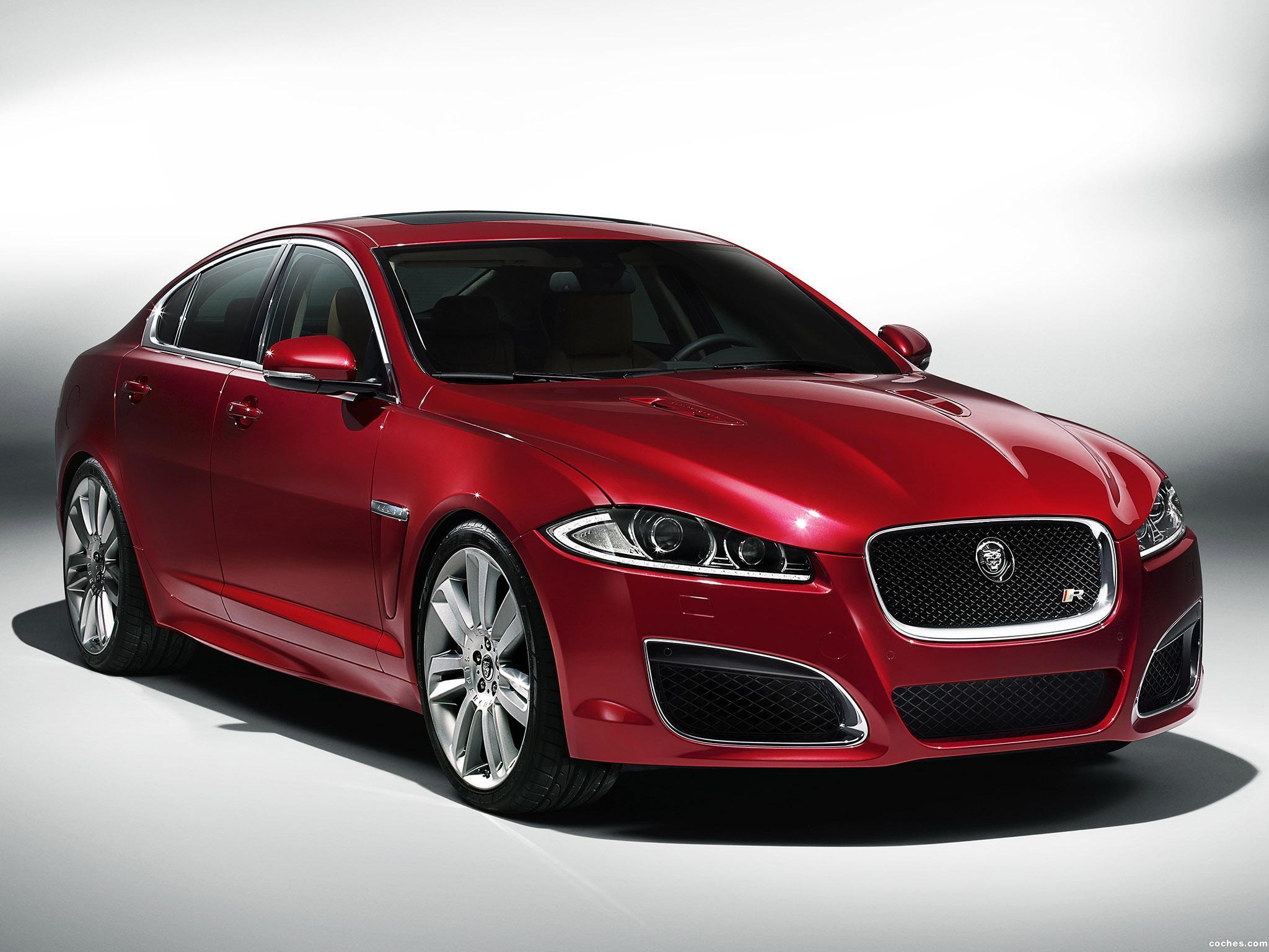 Foto 0 de Jaguar XFR 2011