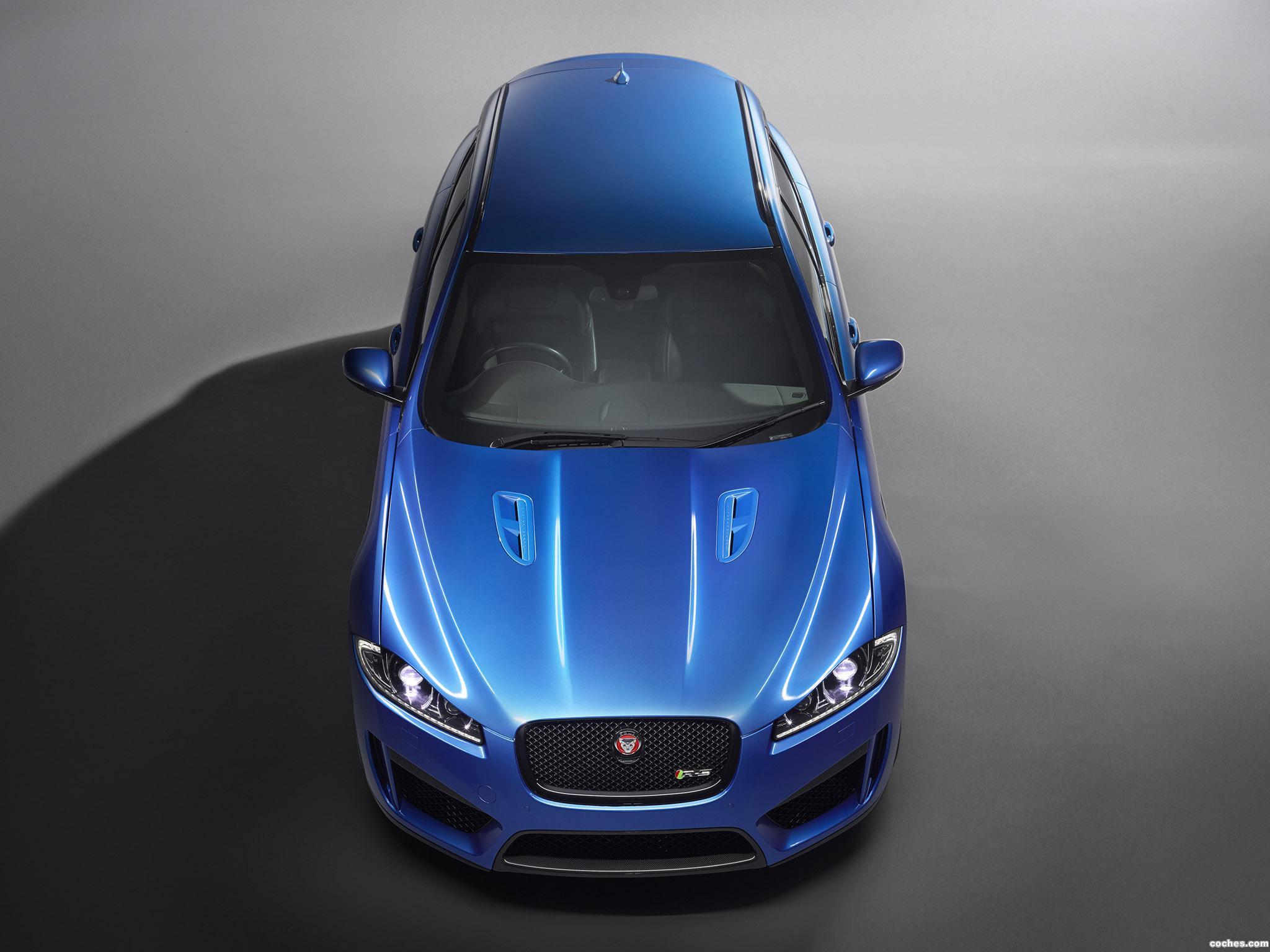 Foto 20 de Jaguar XFR-S Sportbrake UK 2014