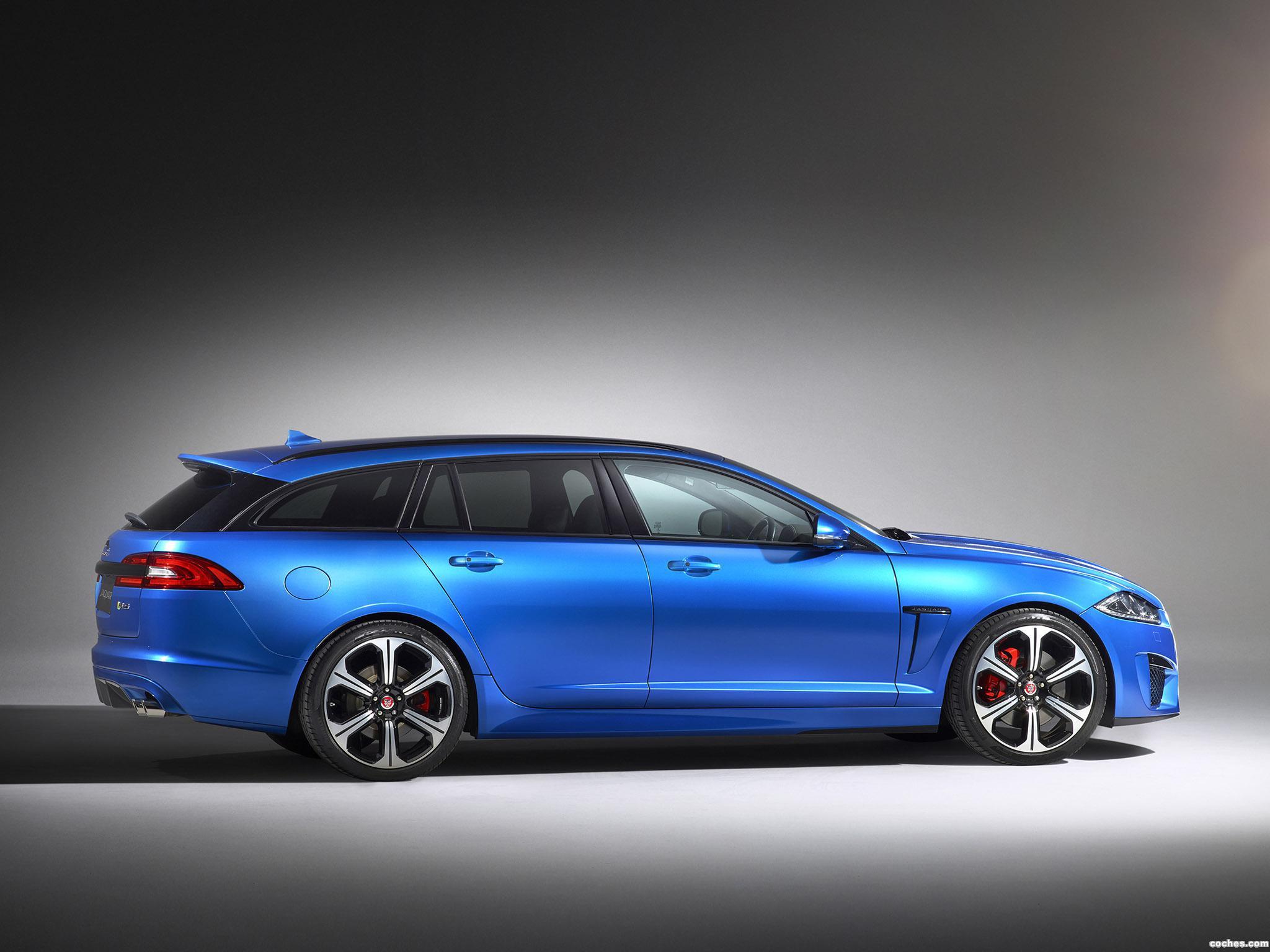 Foto 19 de Jaguar XFR-S Sportbrake UK 2014