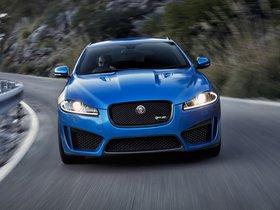 Ver foto 10 de Jaguar XFR-S Sportbrake UK 2014