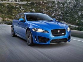 Ver foto 9 de Jaguar XFR-S Sportbrake UK 2014