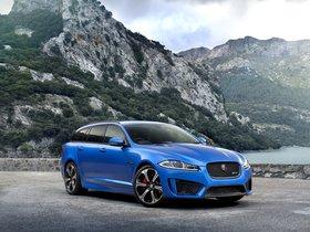 Ver foto 3 de Jaguar XFR-S Sportbrake UK 2014