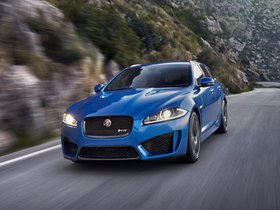 Fotos de Jaguar XFR-S Sportbrake UK 2014