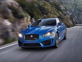 Ver foto 1 de Jaguar XFR-S Sportbrake UK 2014