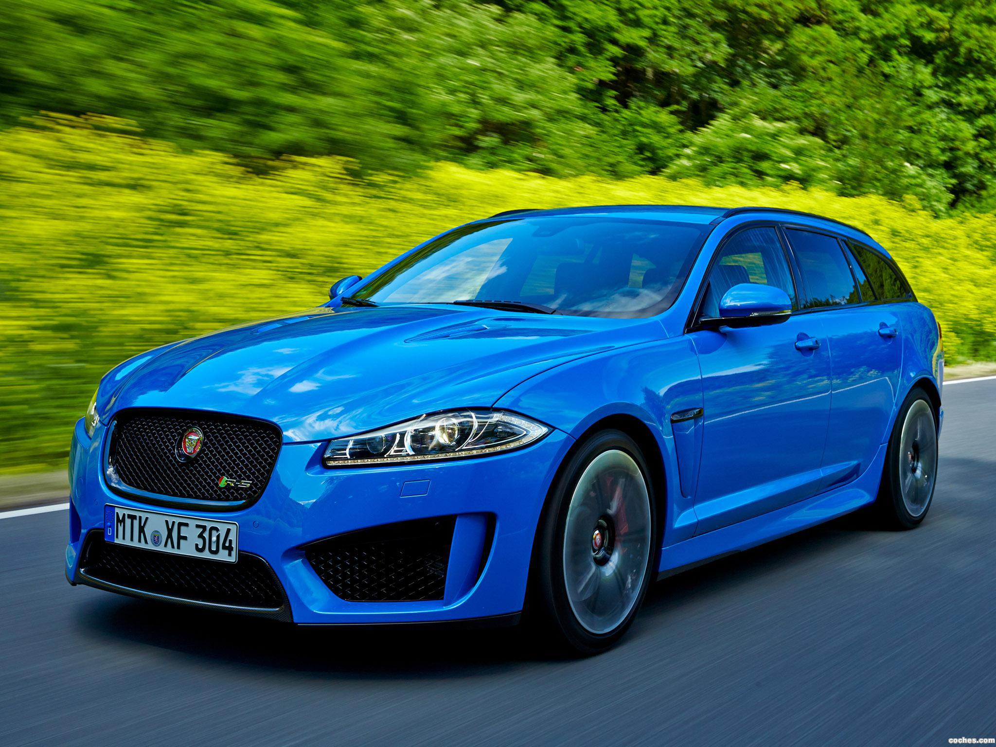 Foto 0 de Jaguar XFR-S Sportbrake 2014
