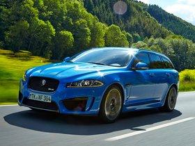 Ver foto 4 de Jaguar XFR-S Sportbrake 2014