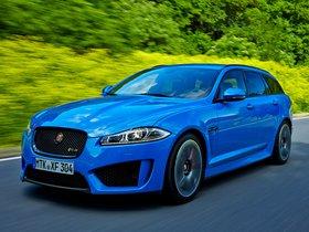 Ver foto 1 de Jaguar XFR-S Sportbrake 2014