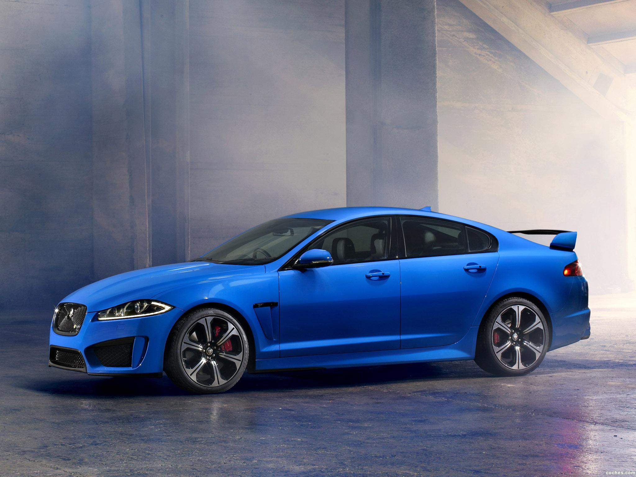 Foto 4 de Jaguar XFR-S UK 2013