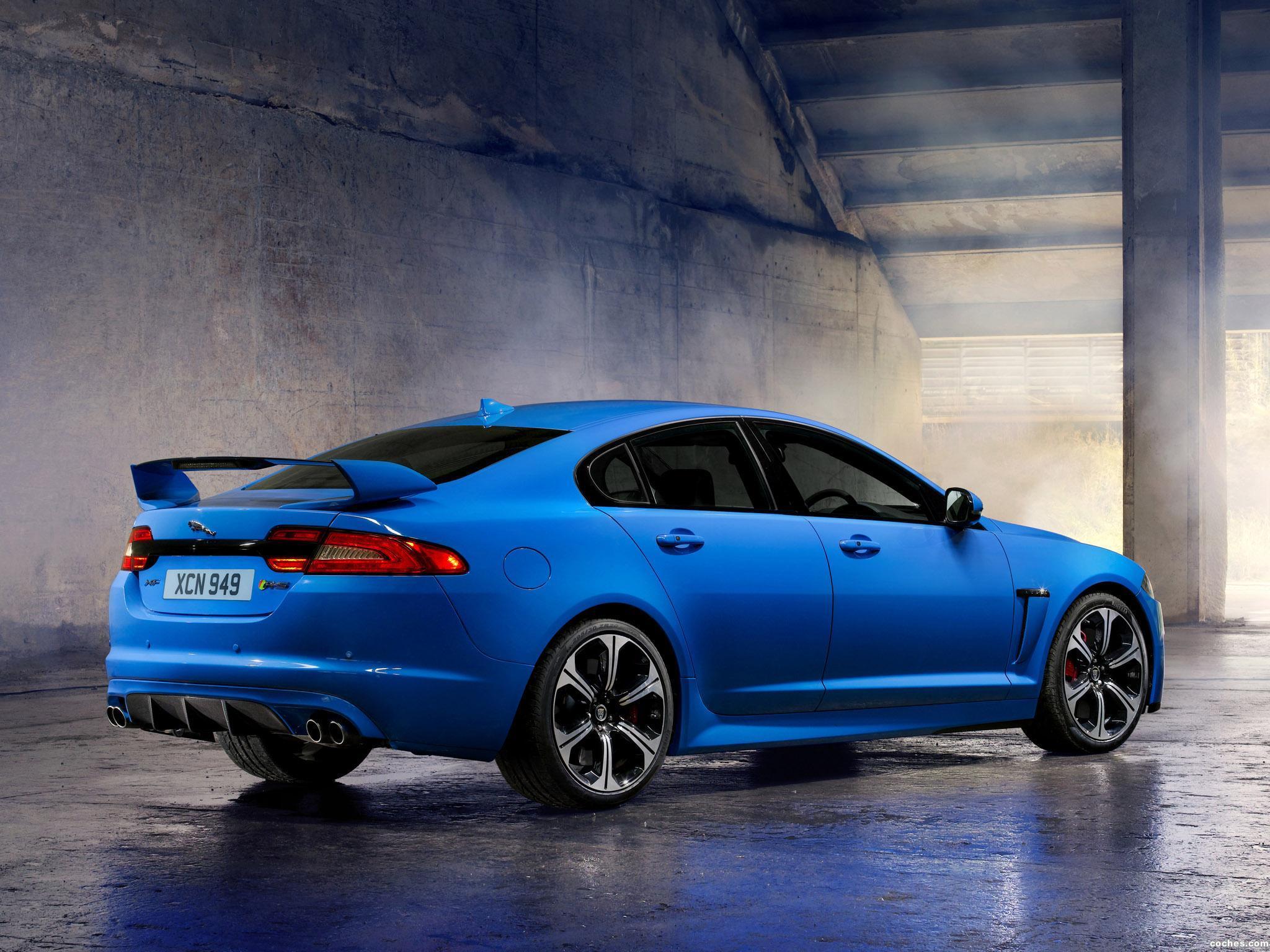Foto 2 de Jaguar XFR-S UK 2013