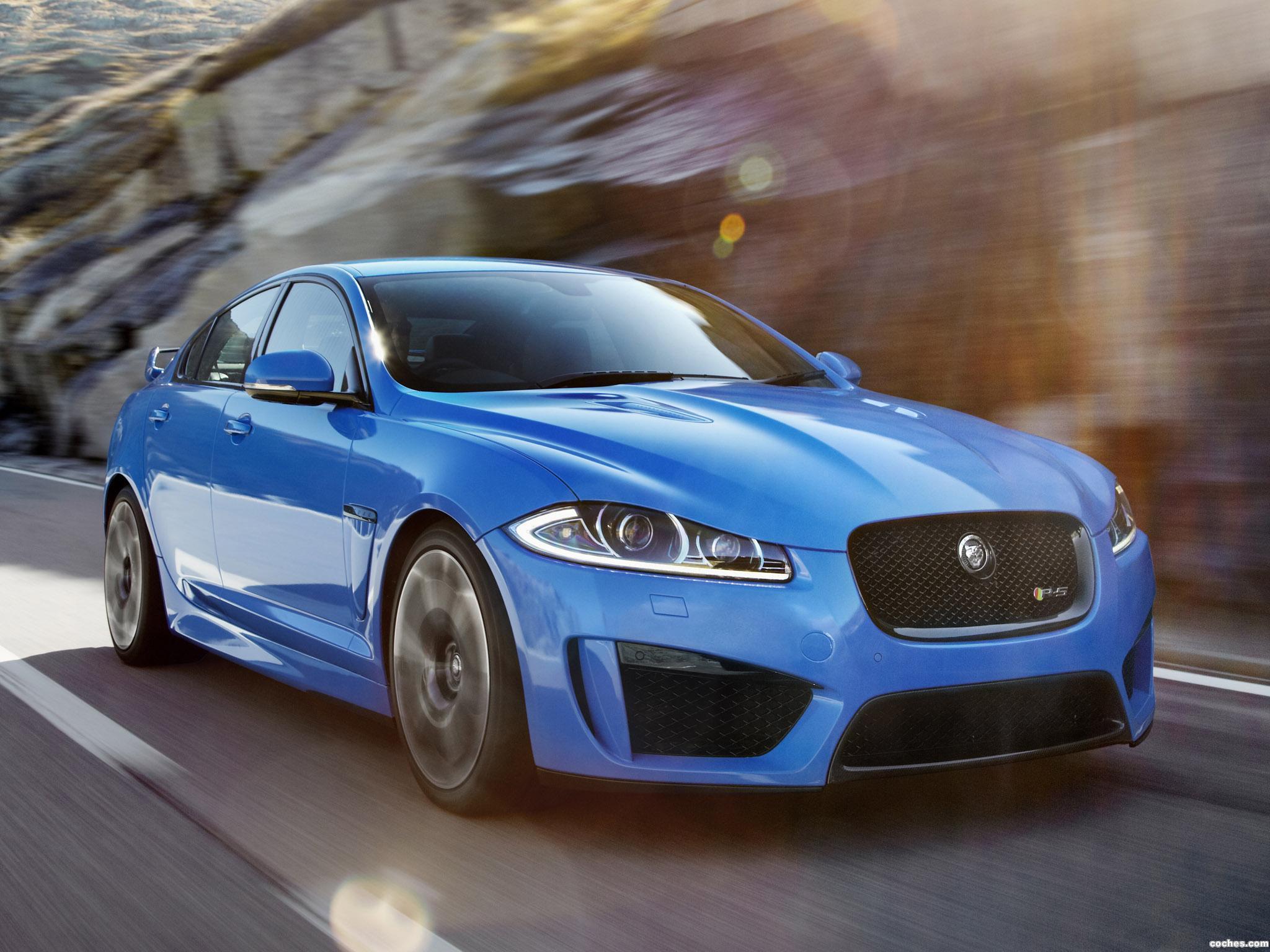 Fotos de Jaguar XFR-S UK 2013 | 2048 x 1536 jpeg 326kB