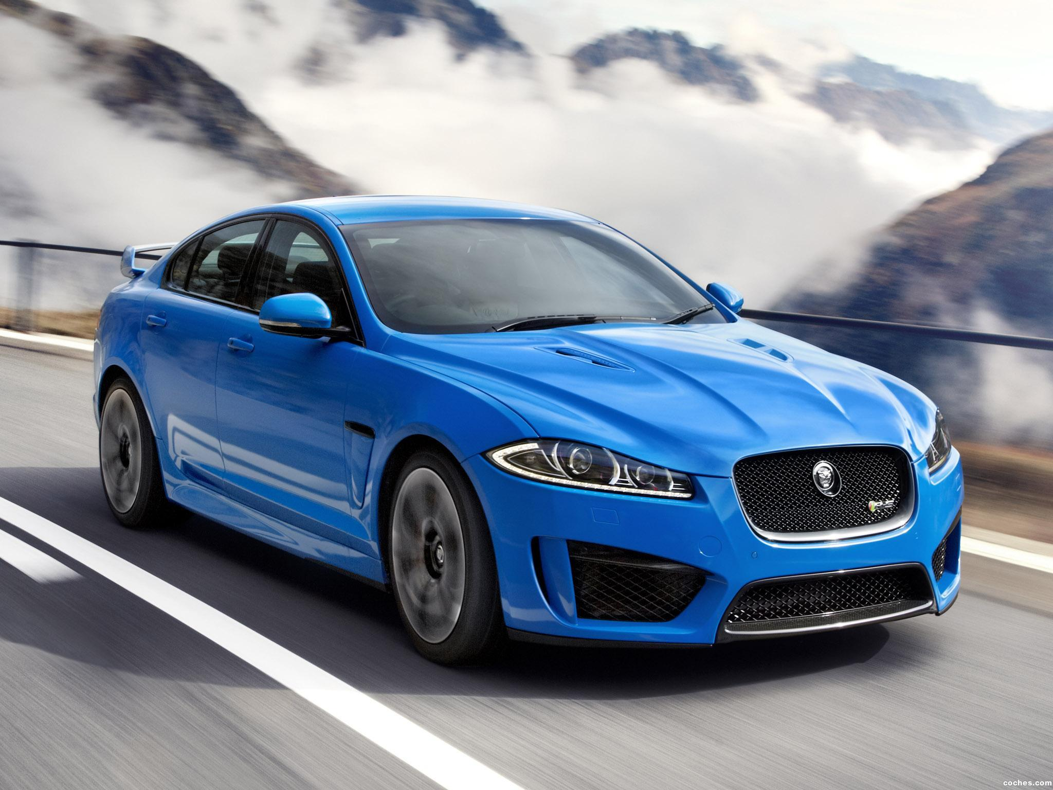 Foto 16 de Jaguar XFR-S UK 2013
