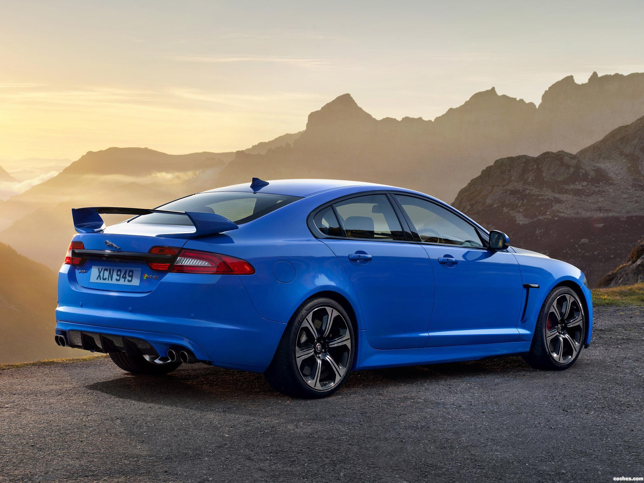 Foto 10 de Jaguar XFR-S UK 2013