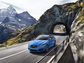Ver foto 9 de Jaguar XFR-S UK 2013