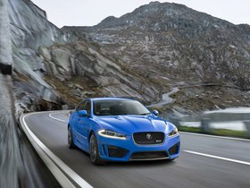 Ver foto 8 de Jaguar XFR-S UK 2013