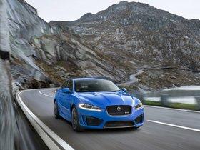 Ver foto 8 de Jaguar XFR-S UK 2013