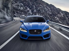 Ver foto 7 de Jaguar XFR-S UK 2013