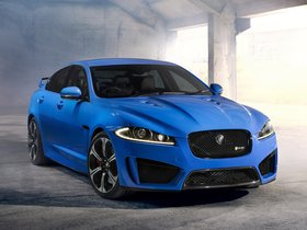 Ver foto 2 de Jaguar XFR-S UK 2013