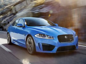 Ver foto 1 de Jaguar XFR-S UK 2013