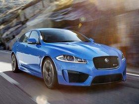 Fotos de Jaguar XFR-S UK 2013