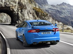 Ver foto 13 de Jaguar XFR-S UK 2013