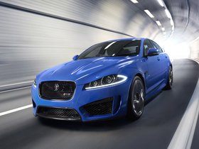 Ver foto 10 de Jaguar XFR-S UK 2013