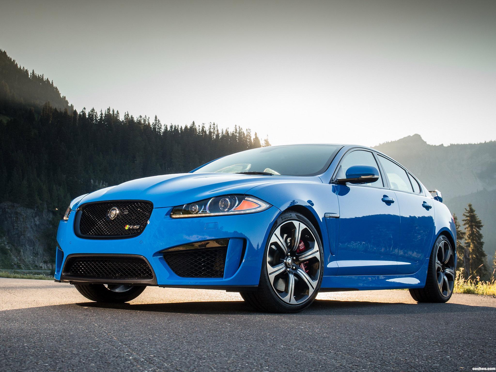 Foto 0 de Jaguar XFR-S USA 2013