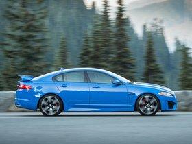 Ver foto 5 de Jaguar XFR-S USA 2013