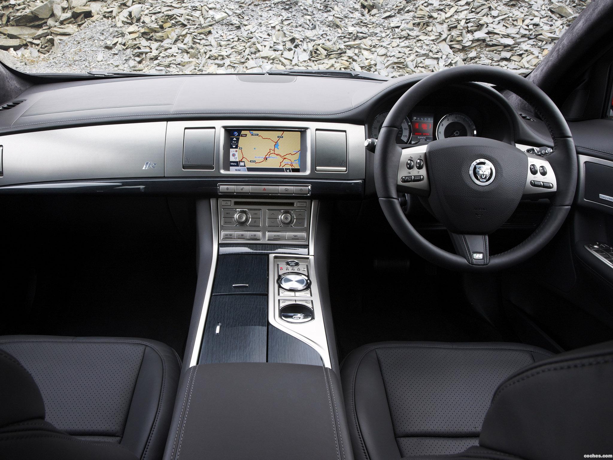 Foto 27 de Jaguar XF-R UK 2009