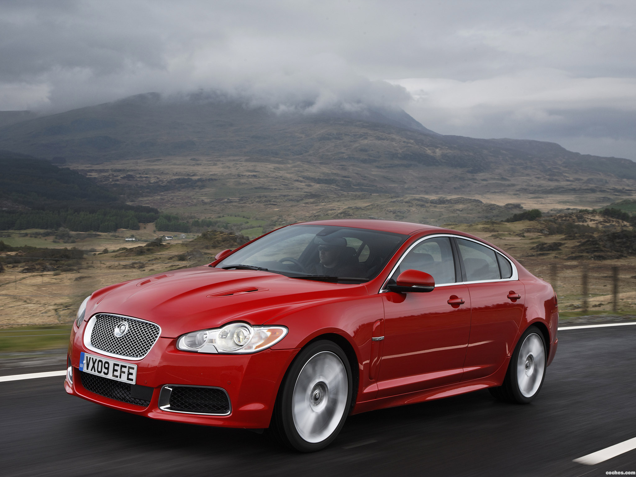 Foto 20 de Jaguar XF-R UK 2009