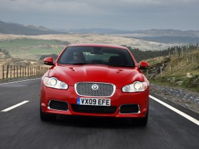Ver foto 18 de Jaguar XF-R UK 2009