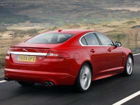 Ver foto 16 de Jaguar XF-R UK 2009