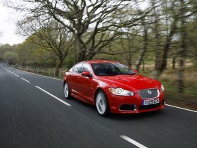 Ver foto 13 de Jaguar XF-R UK 2009