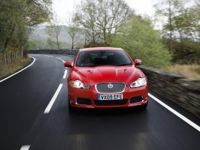 Ver foto 11 de Jaguar XF-R UK 2009