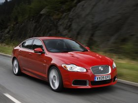 Ver foto 10 de Jaguar XF-R UK 2009
