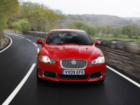 Ver foto 9 de Jaguar XF-R UK 2009