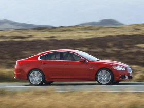 Ver foto 8 de Jaguar XF-R UK 2009