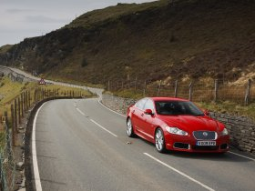Ver foto 7 de Jaguar XF-R UK 2009