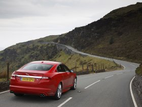 Ver foto 6 de Jaguar XF-R UK 2009