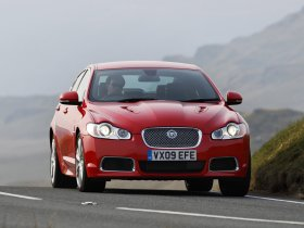 Ver foto 4 de Jaguar XF-R UK 2009
