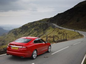 Ver foto 2 de Jaguar XF-R UK 2009