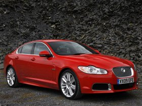 Ver foto 1 de Jaguar XF-R UK 2009