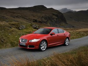 Ver foto 25 de Jaguar XF-R UK 2009